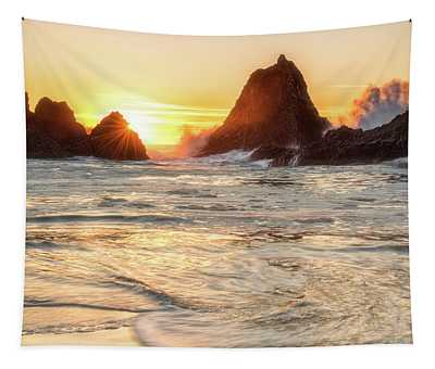 Seal Rock  Tapestry