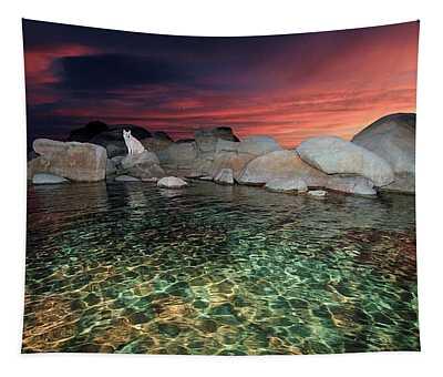 Sekani Twilight Nirvana Tapestry