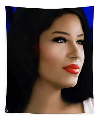 Selena Forever In Our Hearts Tapestry