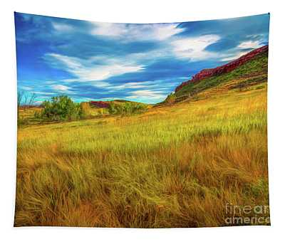 September Morn Tapestry