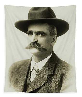 Seth Bullock - Deadwood's First Sheriff 1893 Tapestry