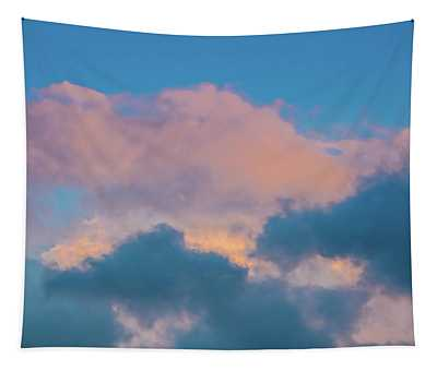 Shades Of Clouds Tapestry