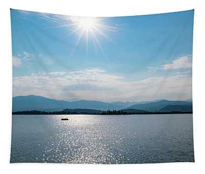 Shadow Mountain Lake Tapestry