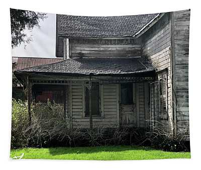 Shady View Tapestry