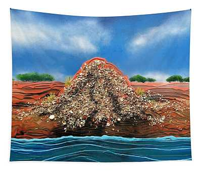 Shell Mound Tapestry