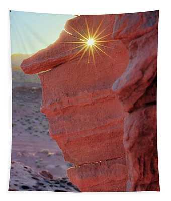 Shining Eye Tapestry