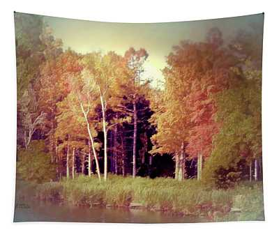 Shores Of Reelfoot Lake Tapestry