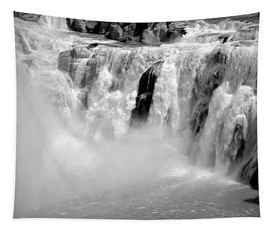 Shoshone Falls On The Snake River Tapestry