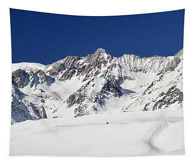 Sierra Nevada Mountains Eastern Side Tapestry