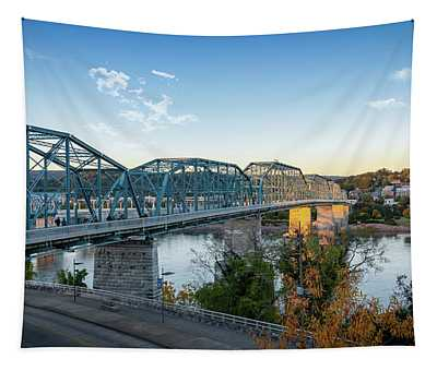 Signs Of Fall In Chattanooga Tennessee  Tapestry