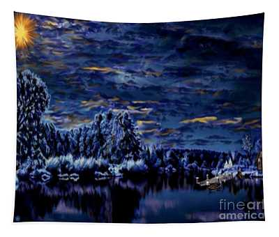 Silent Moments Tapestry