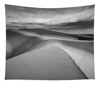 Silk And Cotton Candy Tapestry by Alexander Kunz