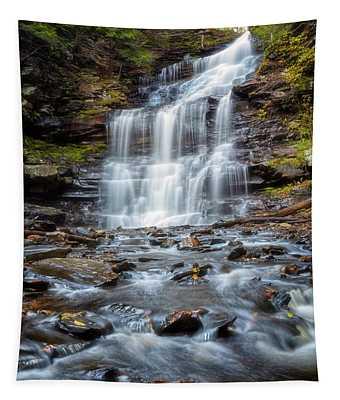 Silky Flow Tapestry