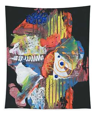 Silly And Fun Tapestry