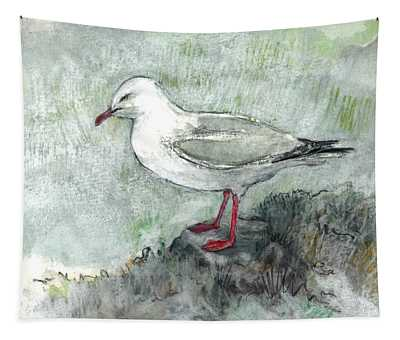 Silver Gull Tapestry
