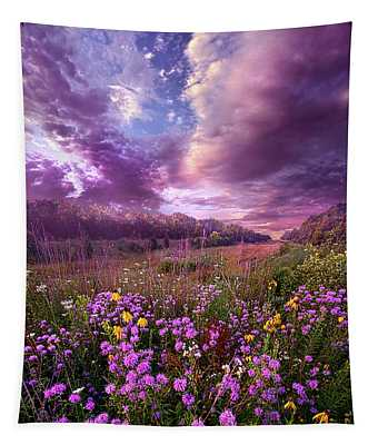 Simple Pleasures Tapestry