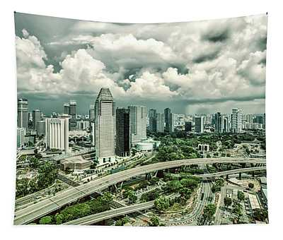 Singapore Tapestry