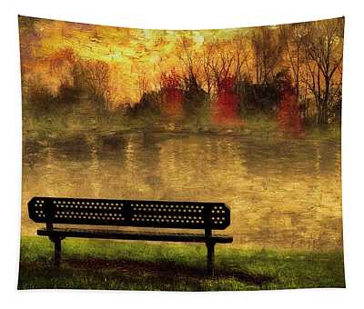 Sit And Admire Tapestry