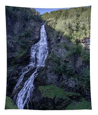 Sivlefossen, Norway Tapestry
