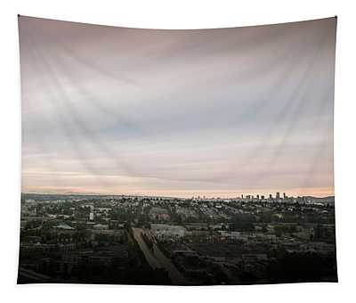 Sky View Tapestry