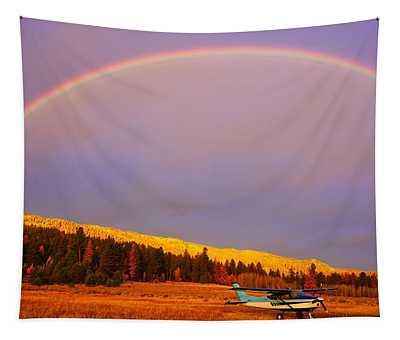 Skylane Rainbow Tapestry