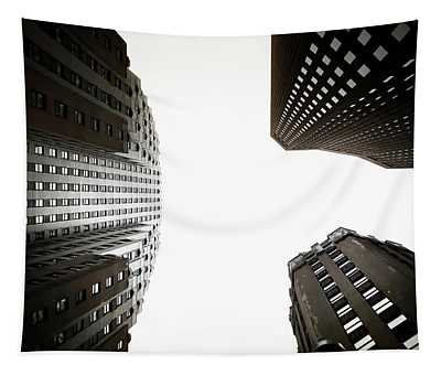 Skyscrapers Tapestry