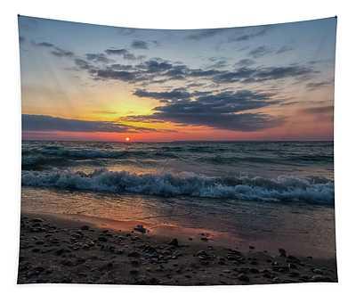 Sleeping Bear Bay 3 Tapestry