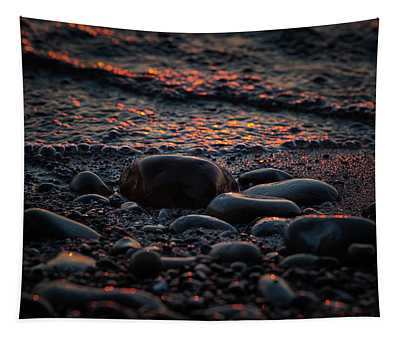 Sleeping Bear Bay 5 Tapestry