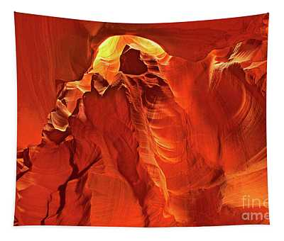 Slot Canyon Formations In Upper Antelope Canyon Arizona Tapestry