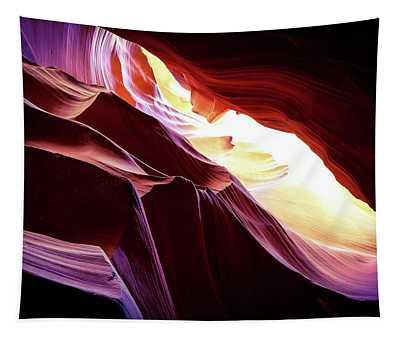 Slots Ceilings Glow, 2016 Tapestry
