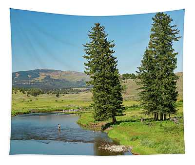 Slough Creek Tapestry