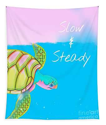 Slow And Steady Tapestry