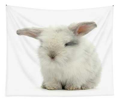 Smoky Love Bunny Tapestry