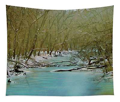 Snowy Creek Tapestry