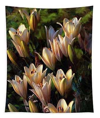 Soft Glow Tapestry