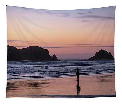 Solitary Reflections Tapestry