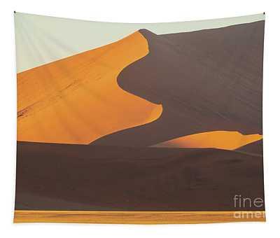 Sossusvlei Shades Of Sand Tapestry