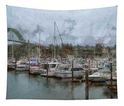 South Beach Tapestry