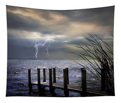South Manistique Lake Michigan Tapestry