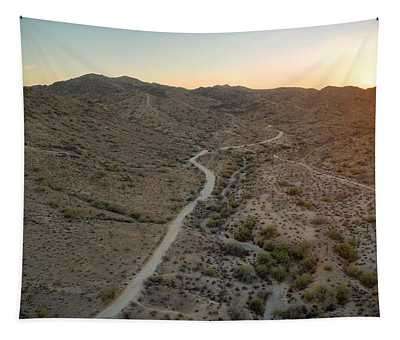 South Mountain Canyon Tapestry