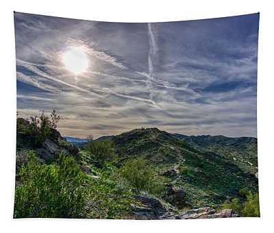 South Mountain Depth Tapestry