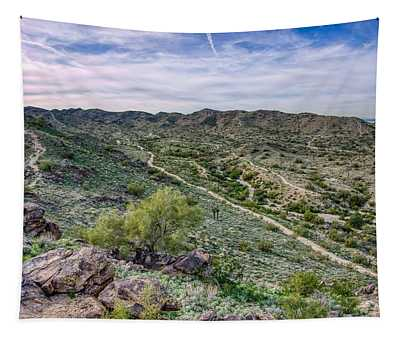 South Mountain Landscape Tapestry