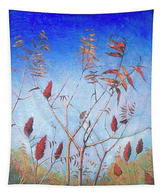 Southern Sumac Tapestry