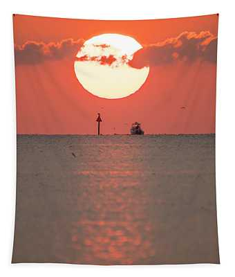 Southern Sunset Tapestry