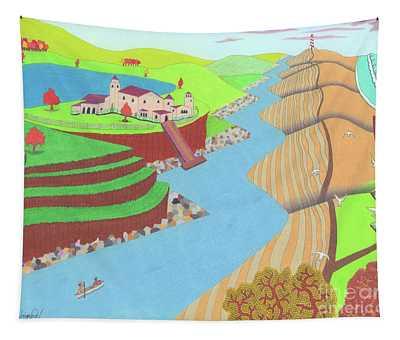 Spanish Wells Tapestry