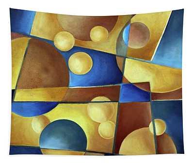 Spheres Tapestry