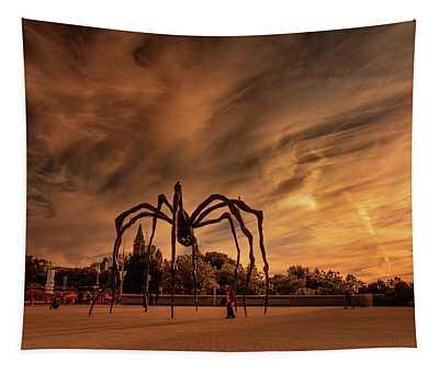 Spider Maman - Ottawa Tapestry