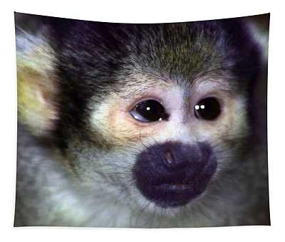 Spider Monkey Tapestry
