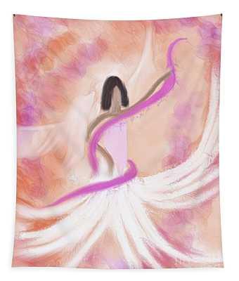 Spirit Dance Tapestry