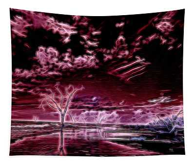 Spirits In The Night Tapestry